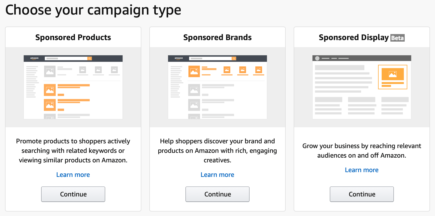 sponsored display ad amazon adverteren