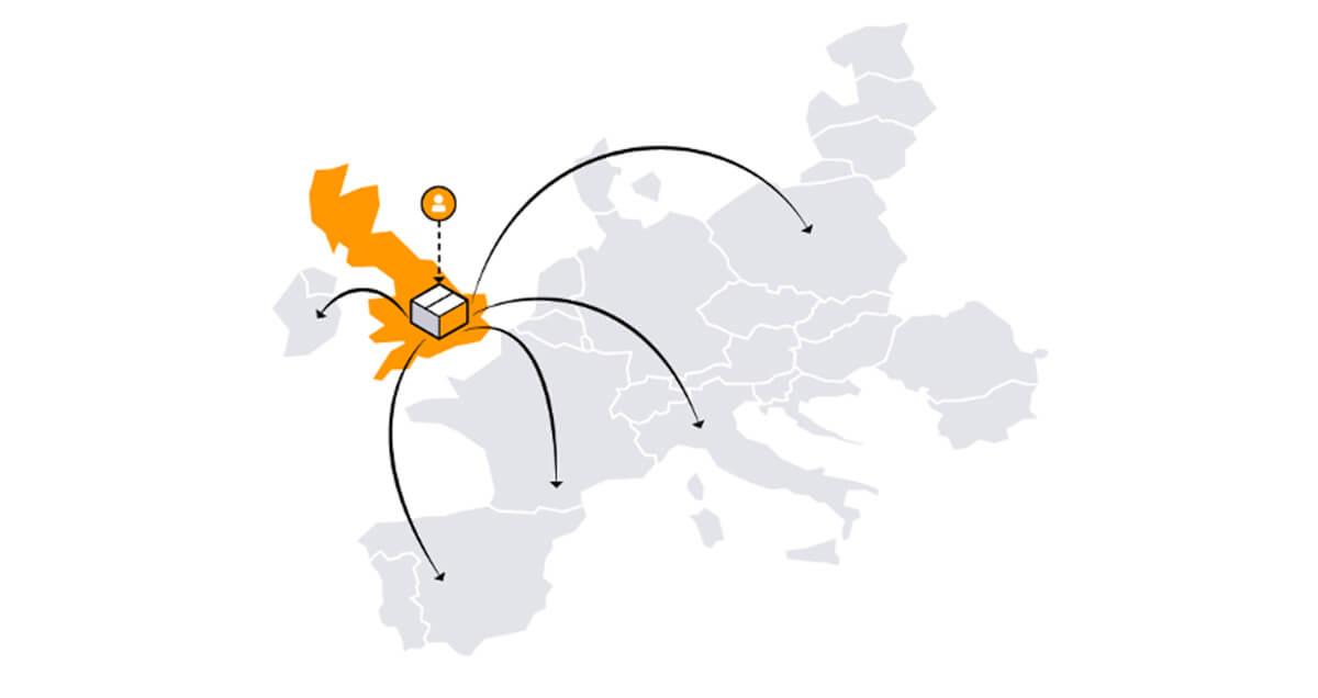 european fulfilment network efn amazon